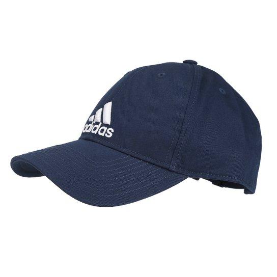 7b014ab719cb9 Boné Adidas Aba Curva Essential Cotton Masculino - Compre Agora ...