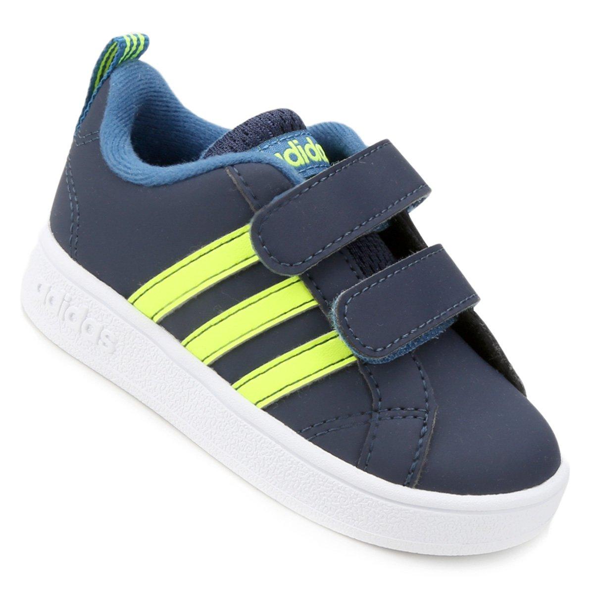 4efbc7104e8 Tênis Infantil Adidas Vs Advantage Cmf