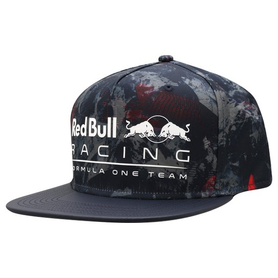 38d770637c5be Boné Puma New Block Red Bull Racing - Marinho - Compre Agora