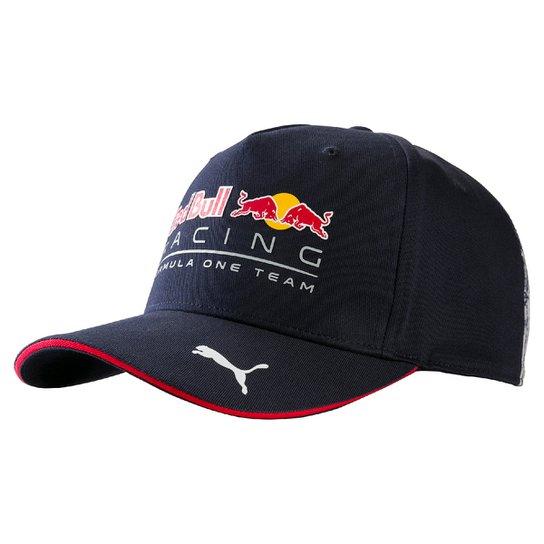 Boné Puma Red Bull Racing Team Gear - Compre Agora  54efc447a28