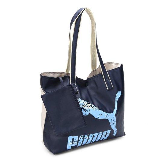 Bolsa Puma Shopper Prime Large Feminina - Compre Agora  254729222ff