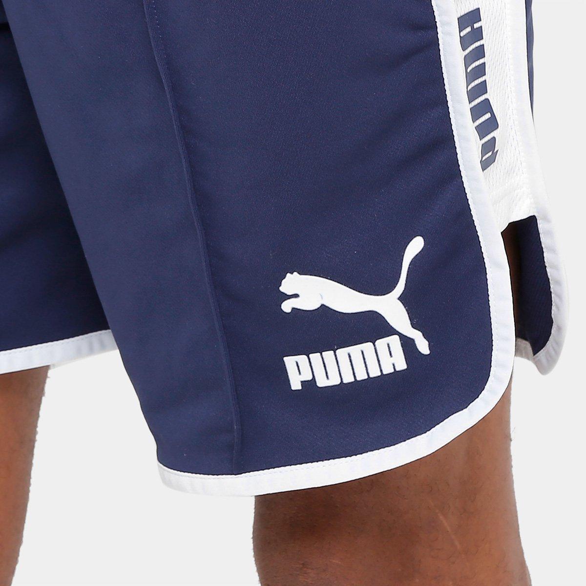 Short Super Puma Masculino - Tam: P - 3