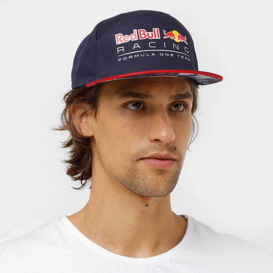 Boné Puma Aba Reta Red Bull Racing Ricciardo - Compre Agora  66be9821201