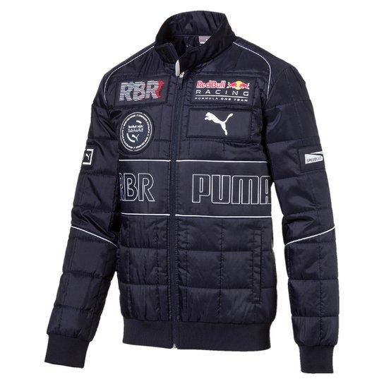 29c7dcc28dc3e Jaqueta Puma Speedcat Evo Red Bull Racing Masculina - Compre Agora ...