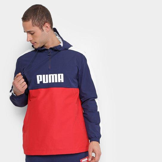 Jaqueta Puma Retro Hz Windbreaker Masculina - Compre Agora  2308896028f37