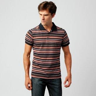 1e19d0dcb5 Camisa Polo Timberland Multi Stripe