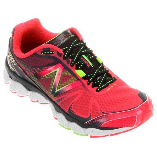 a023ce896b5 Tênis New Balance 880 V4 - Vermelho+Verde