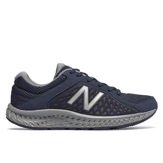 33b222e6207 Tênis New Balance 420v4 Masculino - Marinho - Compre Agora