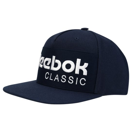 Boné Reebok Aba Reta Classics Foundation - Compre Agora  91b84ccc1d68d