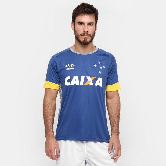 460422f63f Camisa de Treino Cruzeiro 2016 Umbro Masculina - Compre Agora