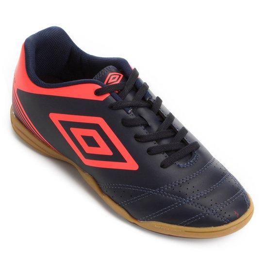 Chuteira Futsal Umbro Striker IV - Marinho - Compre Agora  c0ebbc95ef7fd