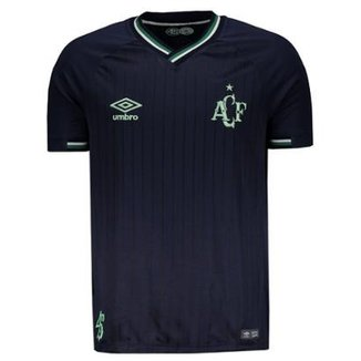 Camisa Umbro Chapecoense III 2018 Masculina d7500102c6490
