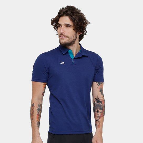 Camisa Polo Penalty Matis VII Masculina - Marinho - Compre Agora ... b1767f112991b