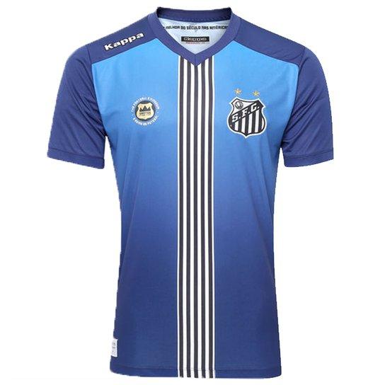 4e45adeda9 Camisa do Santos III Kappa 2016 - Compre Agora