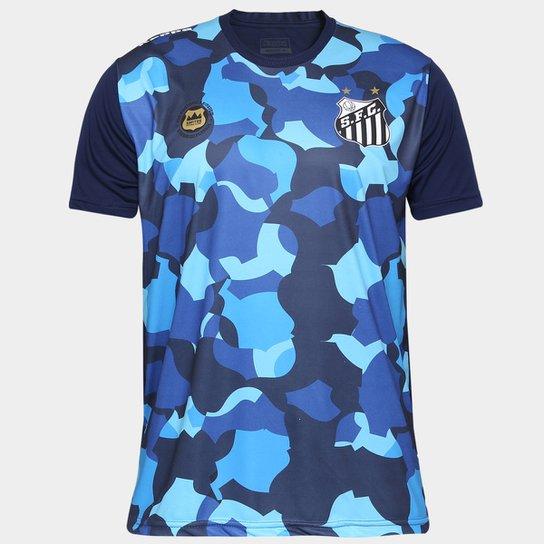 d2cbdd9bb0c21 Camiseta Santos Kappa Vila Belmiro 17 Masculina - Compre Agora ...