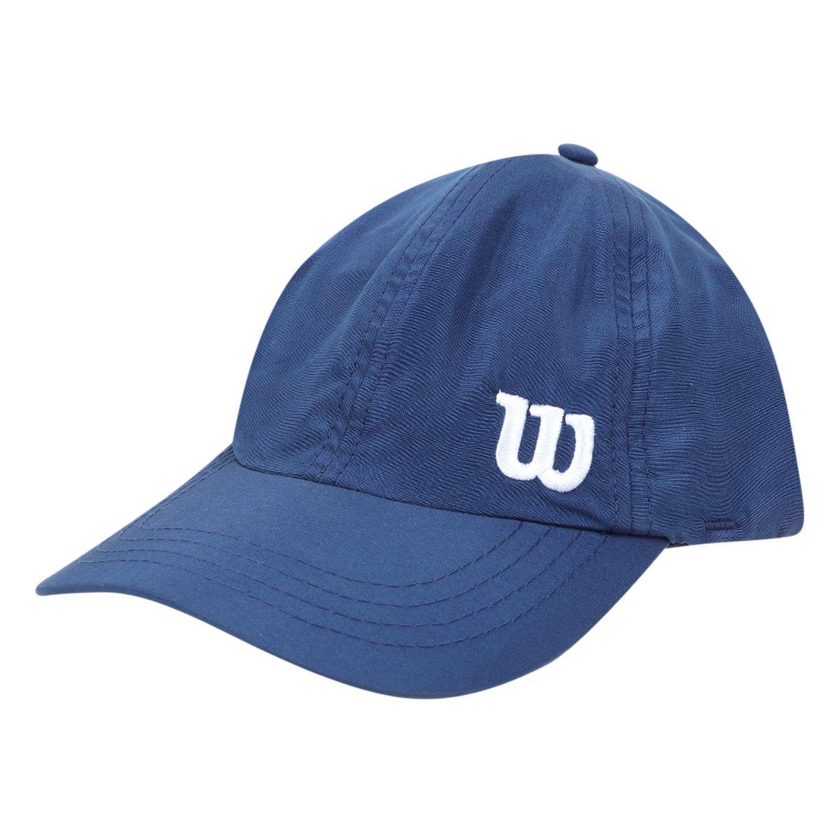 Boné Wilson Aba Curva Strapback Basic W Logo