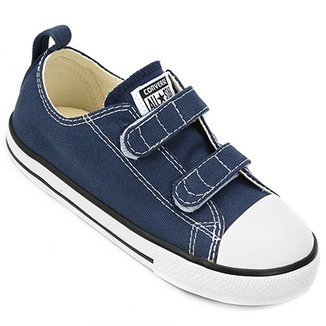 1bc78dd0777 Tênis Infantil Converse Chuck Taylor All Star 2 Velcros Baby