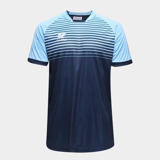 cdaab7b1ee Camisa Lotto Aspen Masculina   Netshoes