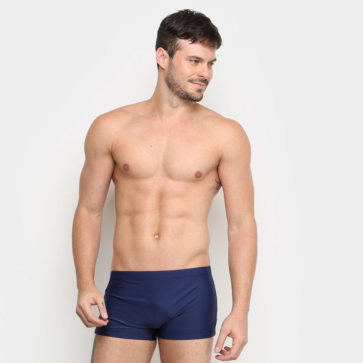Sunga Boxer Fila Geo Stripes