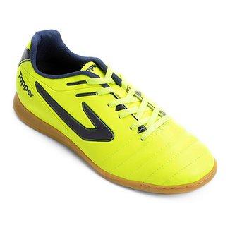 354582b2090 Chuteira Futsal Topper Boleiro