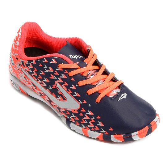 Chuteira Futsal Infantil Topper Extreme - Compre Agora  73997c0716d84