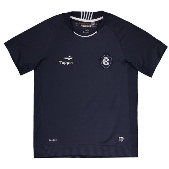 Camisa Topper Remo I 2017 N° 10 Juvenil - Marinho - Compre Agora ... 1583b4bcbdc0b