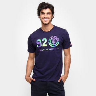 Camiseta Element Pack Logo 2d9446f38f1fe