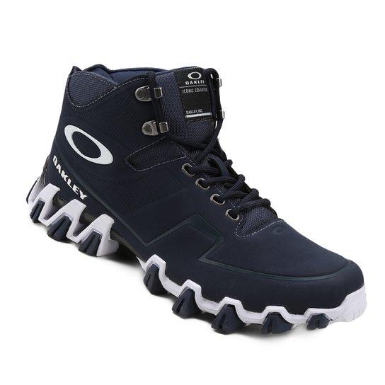 Tênis Oakley Turlock Mid Masculino - Marinho - Compre Agora  9a18cad098fae
