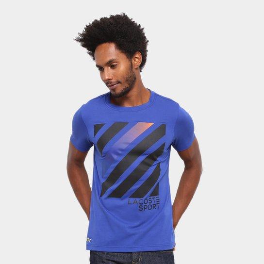 Camiseta Lacoste Sport Masculina - Compre Agora  4bd3cb5127842