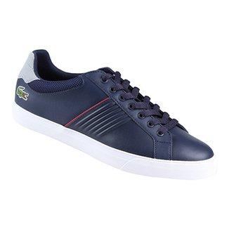 Compre Tenis Lacoste de Couro Online   Netshoes 064e713224