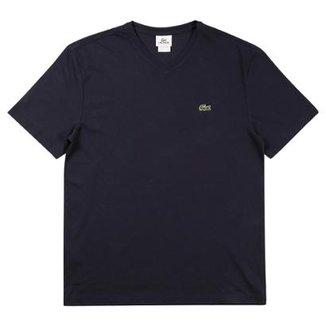 Camisetas Lacoste Masculinas - Melhores Preços  8696af0eab
