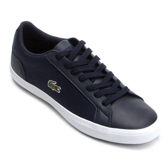Tênis Lacoste Lerond 316 Masculino - Marinho - Compre Agora   Netshoes 501f57904a