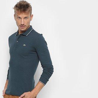 04ba66a4fdf Camisas Polo Lacoste Masculinas - Melhores Preços