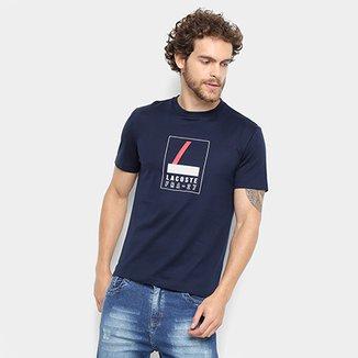 dba39878cb Camisetas Lacoste Masculinas - Melhores Preços