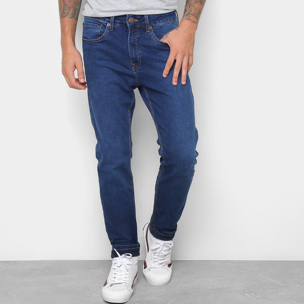 1380dacc2 Calça Jeans Skinny Calvin Klein Five Pockets Masculina