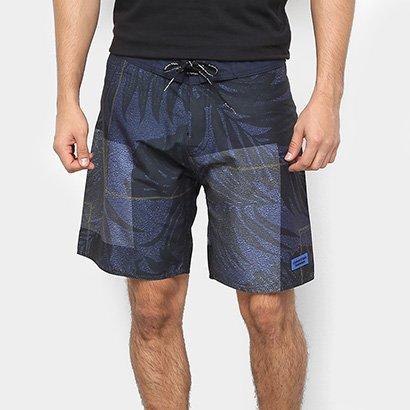 Bermuda D'Água Calvin Klein Estampada Masculina