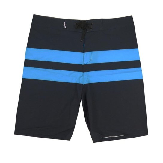 Bermuda Água Hurley Phantom Blackball Azul - Compre Agora  20454ab42a5