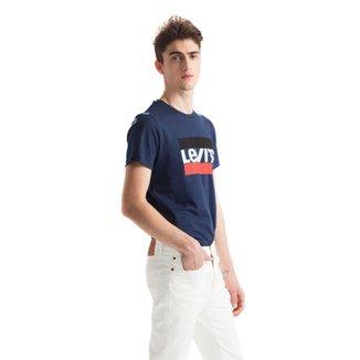 Compre Camiseta Levis Masculina Online  cb9595b3208