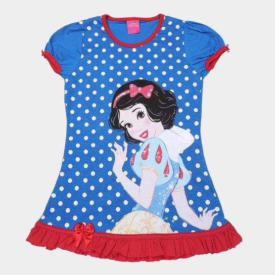 Camisola Infantil Lupo Branca de Neve - Marinho - Compre Agora ... c038efe2e49