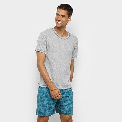 Pijama Lupo Curto AM Masculino