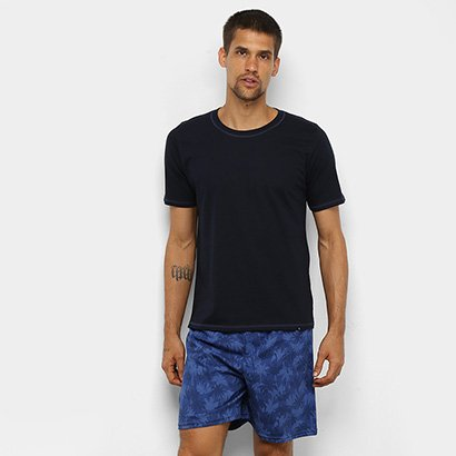 Pijama Curto Lupo Masculino