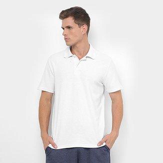 Compre Camisa Polo Branca Online  57289ef6b7ec2
