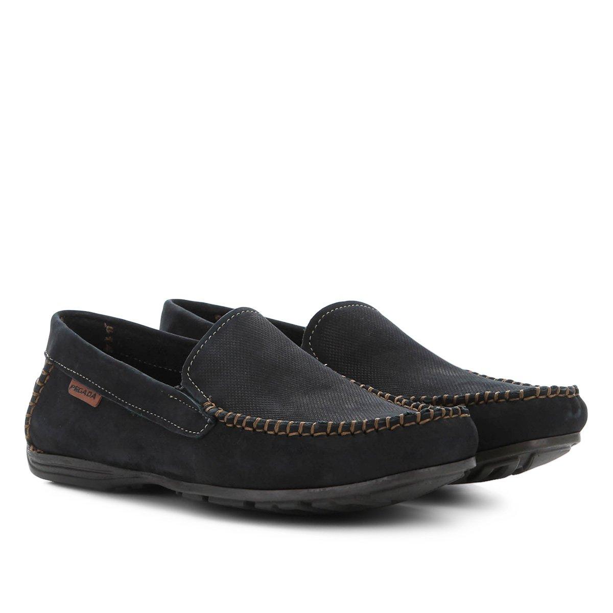 abf1537827 Sapato Couro Pegada Masculino