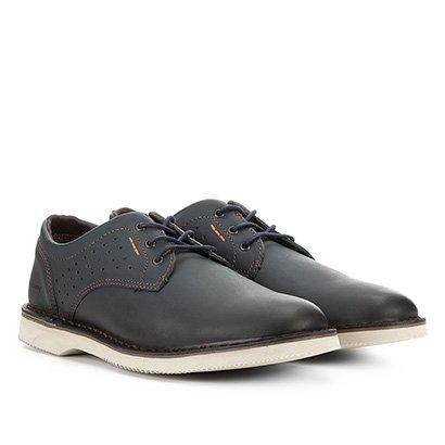 Sapato Casual Couro Kildare Filey I Perfuros Masculino