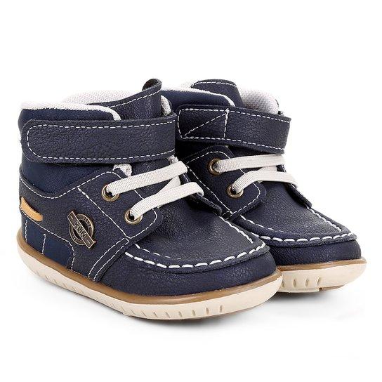 f810168be Sapato Infantil Klin Cravinho Cano Alto Masculino | Netshoes
