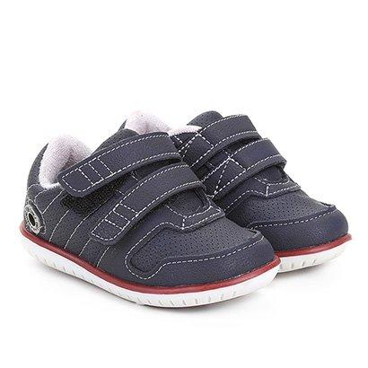 Sapato Infantil Klin Cravinho Casual Masculino