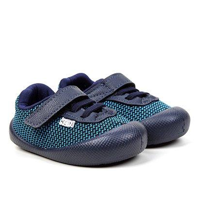 Sapato Bebê Klin Confort Plus Masculino
