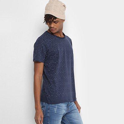 Camiseta Colcci Mini Print Masculina