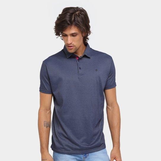 6e7082833 Camisa Polo Forum Malha Textura Masculina - Compre Agora