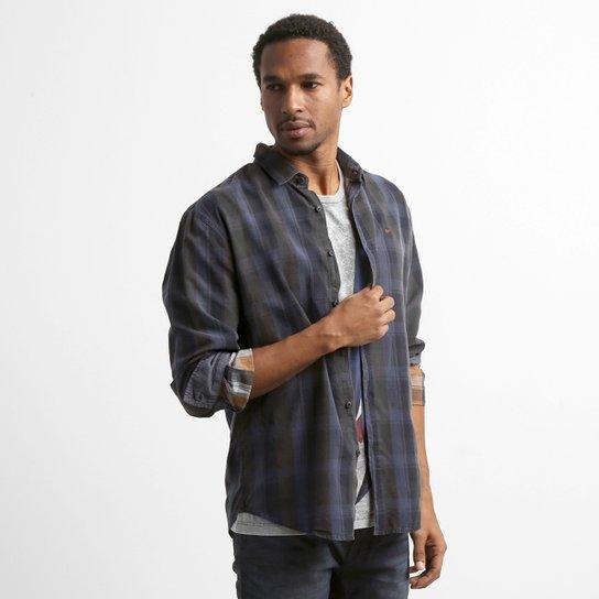 31d5eb3ab877f Camisa Ellus Xadrez - Compre Agora